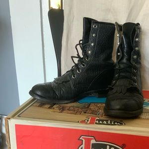 6.5 Justin Boots